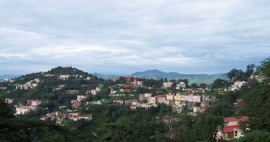 Shimla—One of India's Most Popular Hill Stations